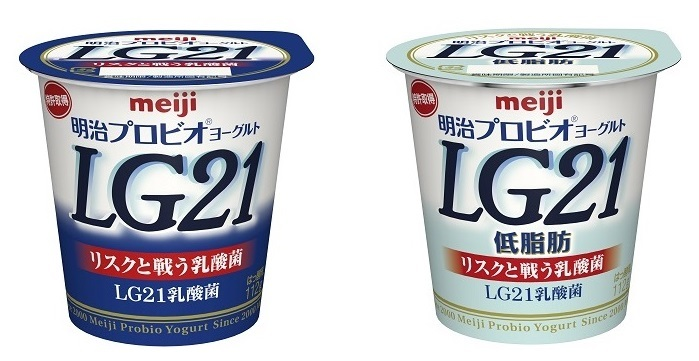 lg21乳酸菌ヨーグルト