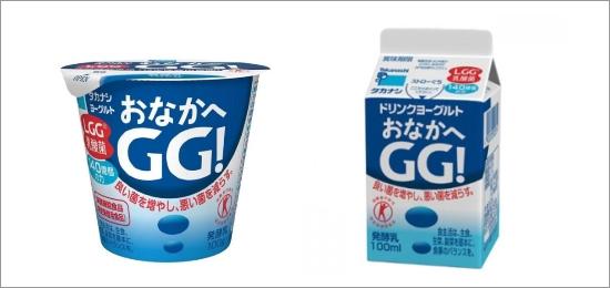 おなかへGG(タカナシ乳業)